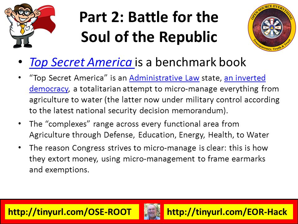 Part 2: Battle for the Soul of the Republic
