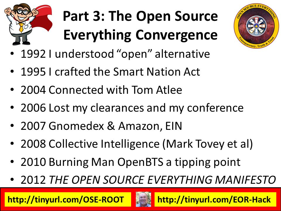 Part 3: The Open Source Everything Convergence