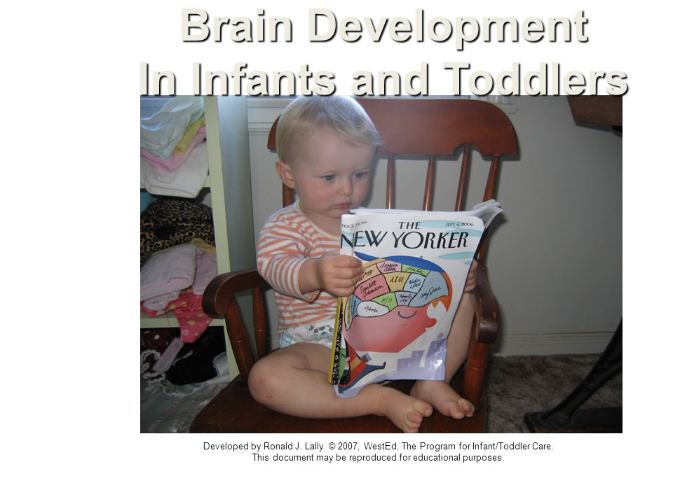 In Infants and Toddlers