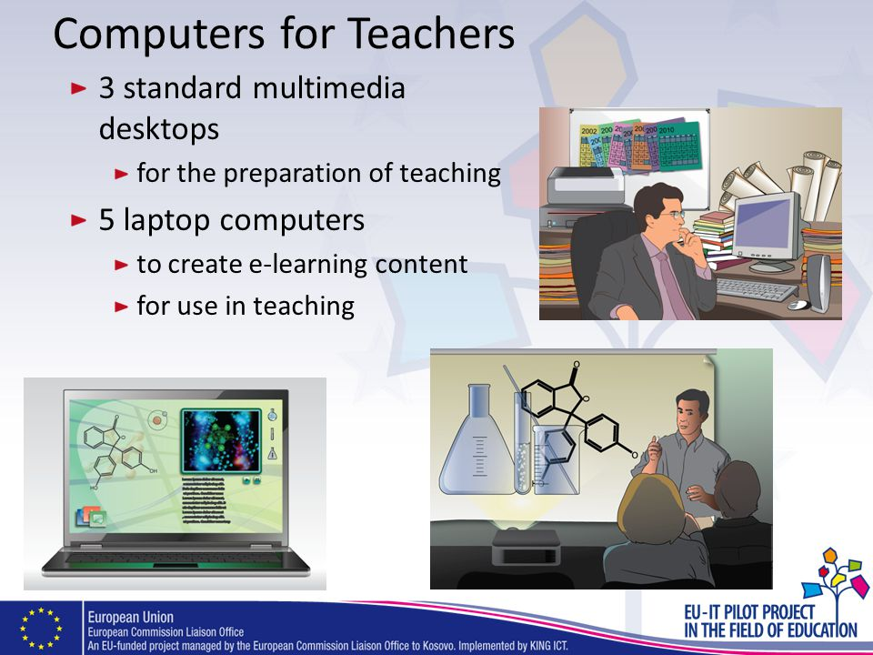 Computers for Teachers