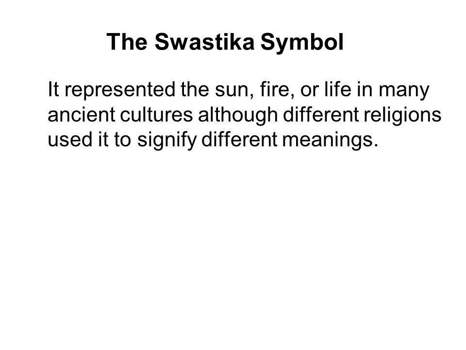 The Swastika Symbol