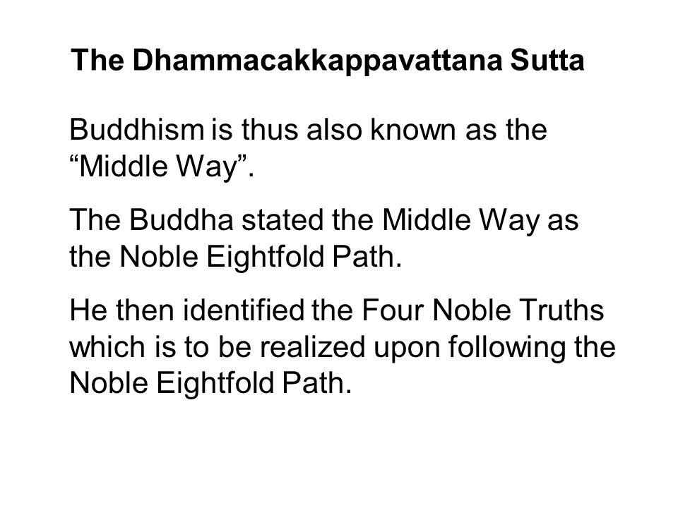 eightfold path essay The four noble truths siddhartha essay title: the four noble truths believed that the practice of the eightfold path could lead to the end of suffering.