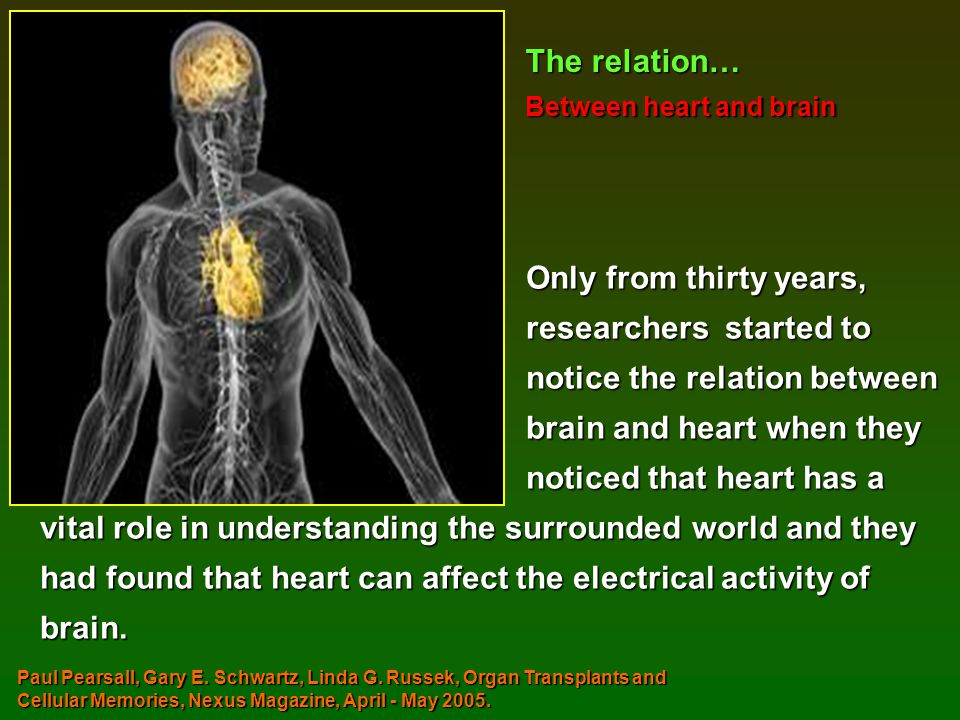 researchers started to notice the relation between