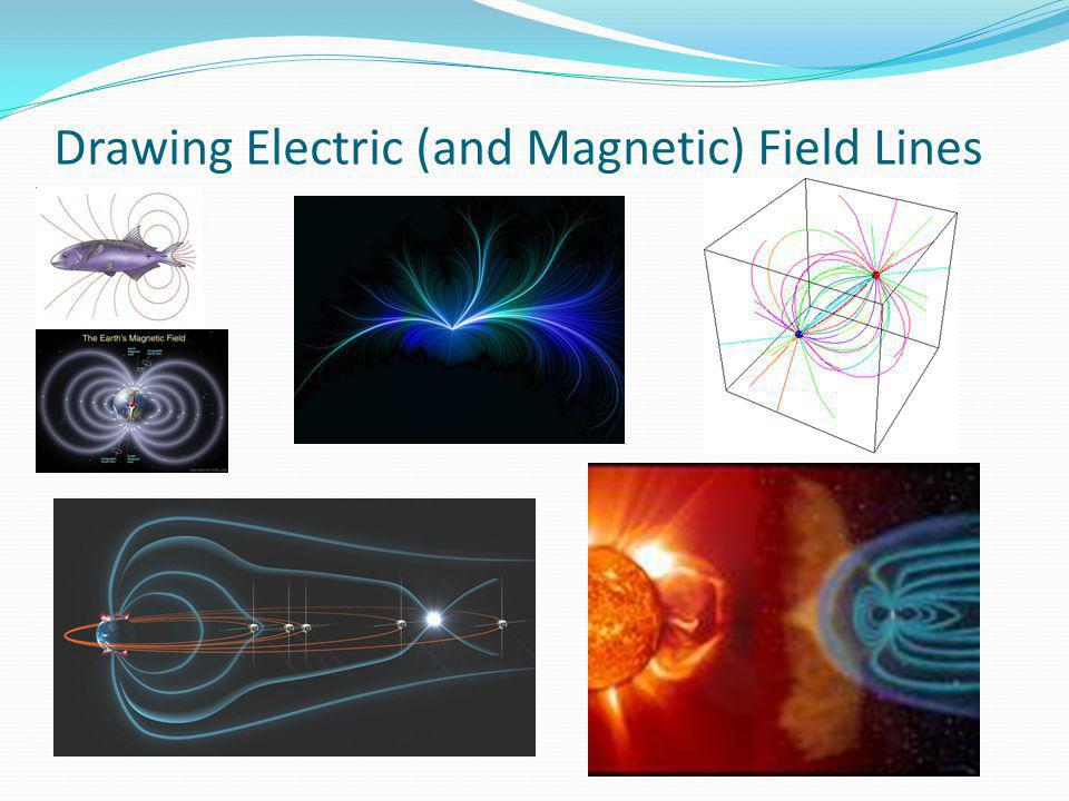 Drawing Electric (and Magnetic) Field Lines
