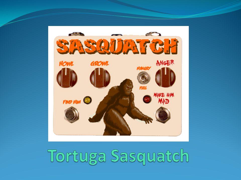 Tortuga Sasquatch