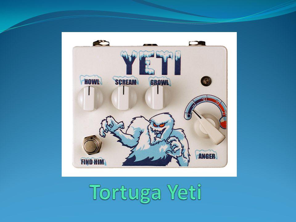 Tortuga Yeti