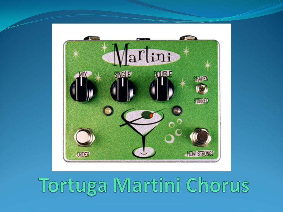 Tortuga Martini Chorus