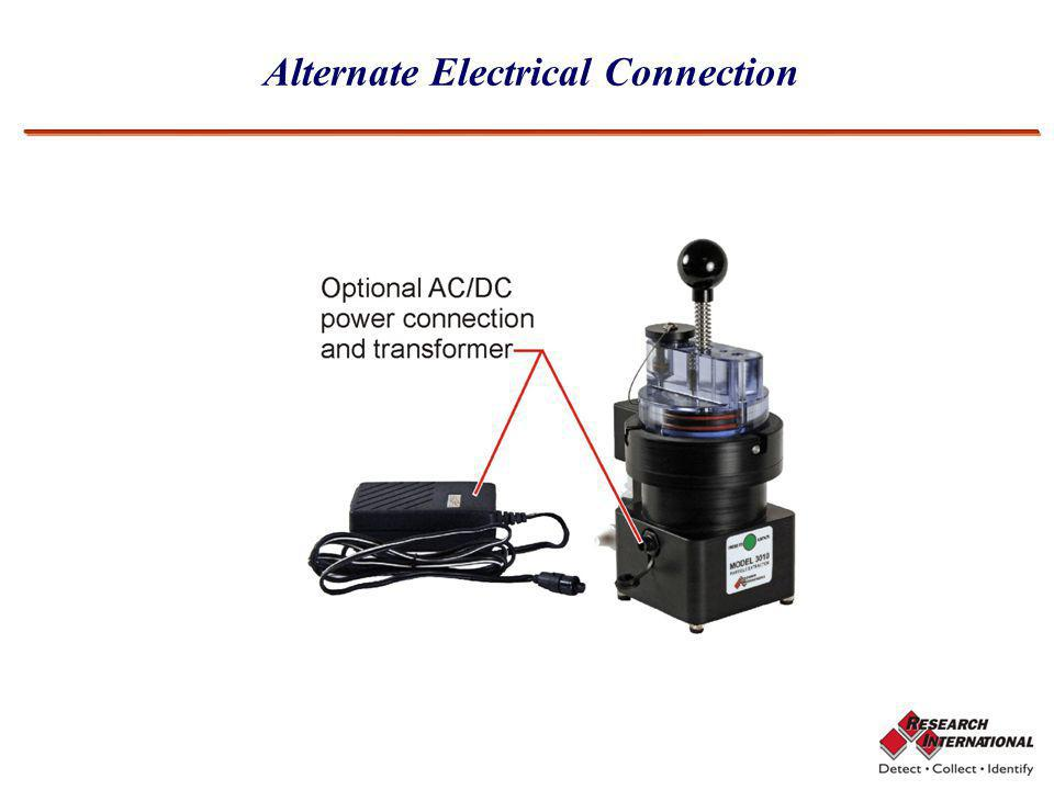 Alternate Electrical Connection