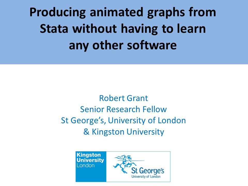 Producing animated graphs from Stata without having to learn any other software