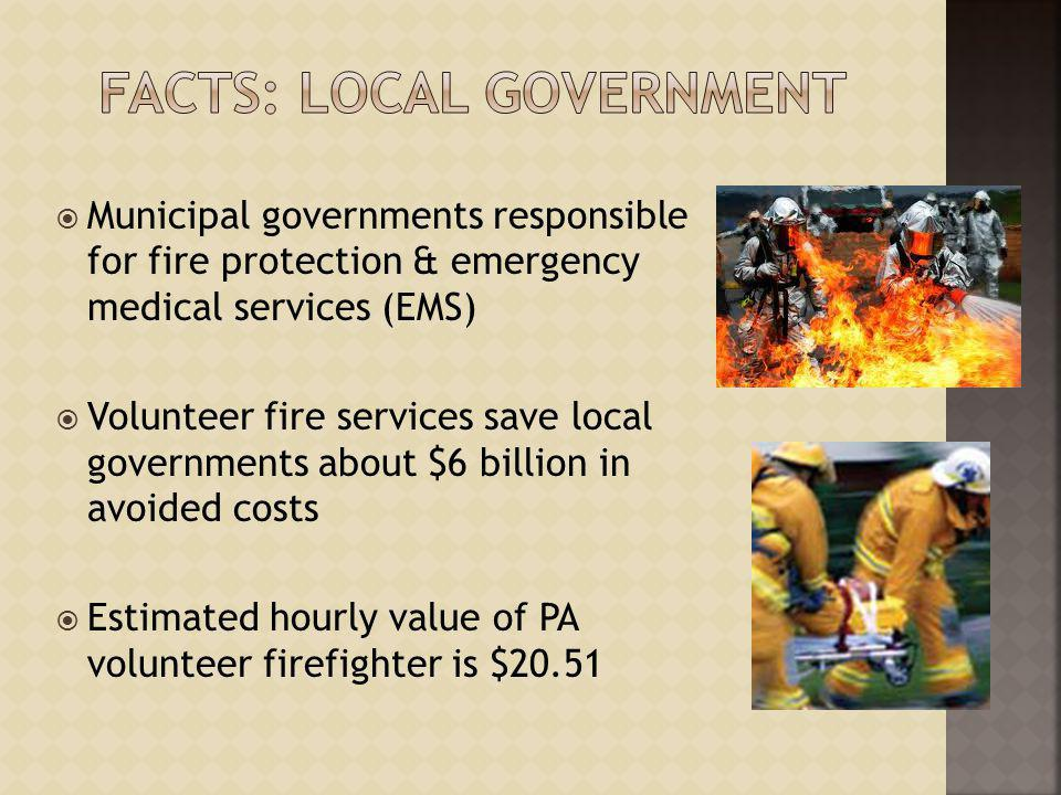 Facts: Local Government