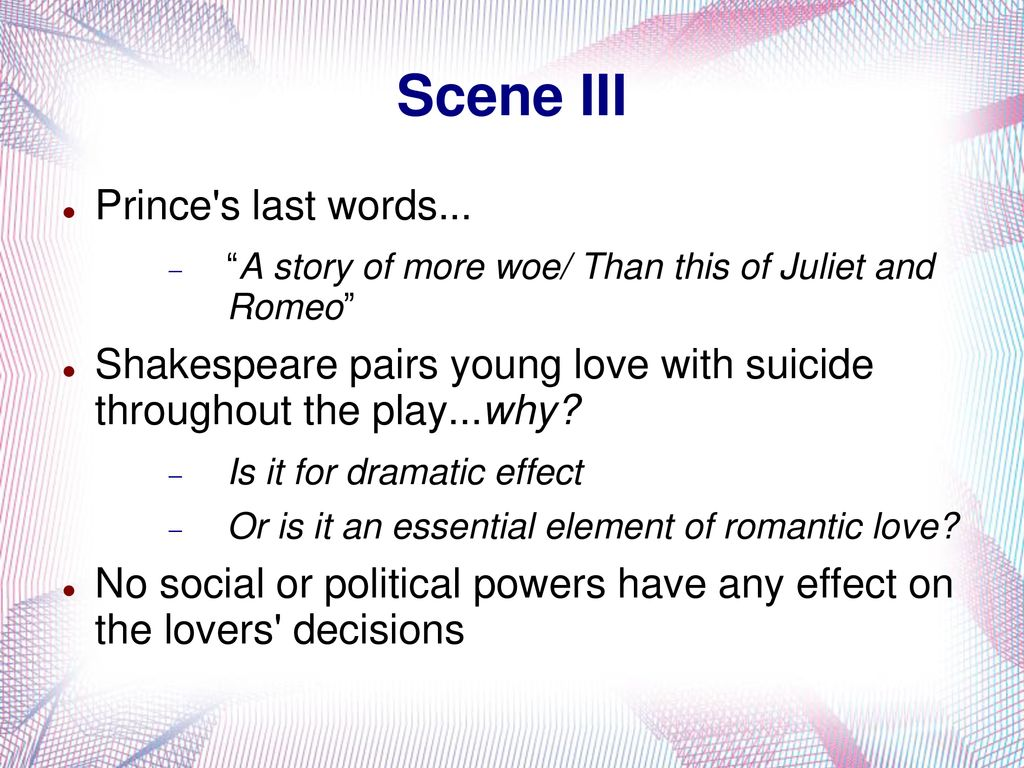 Act III The Downfall  - ppt download