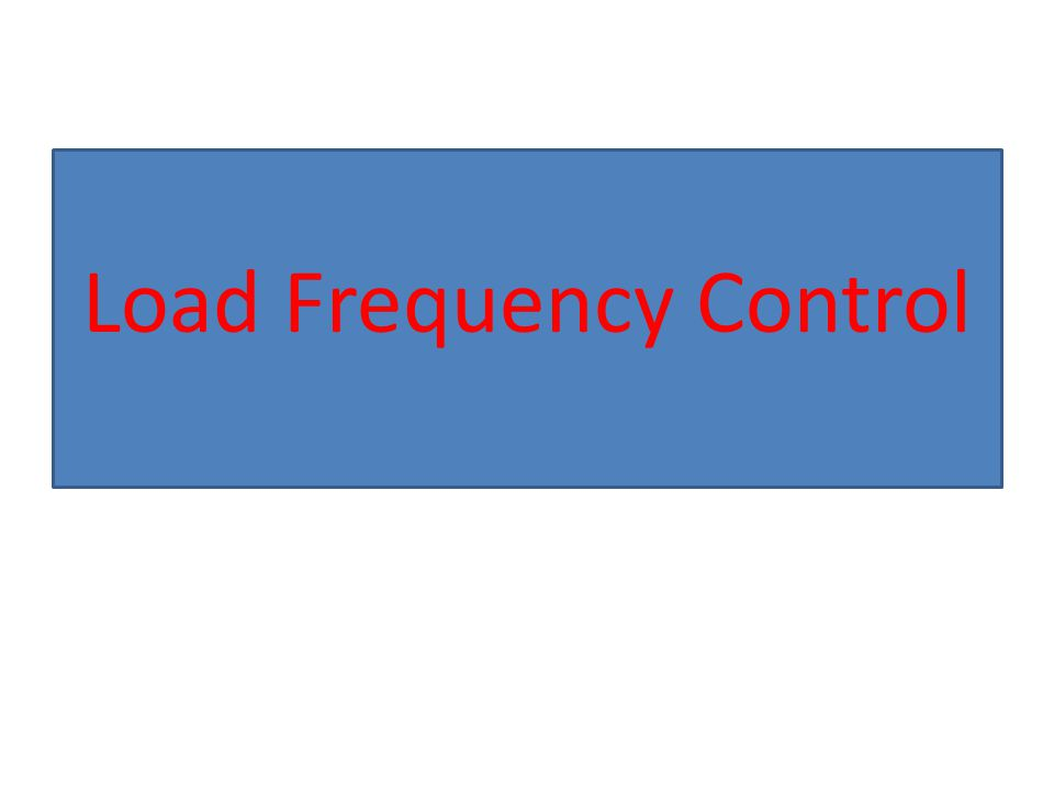 "thesis on load frequency control Automatic load frequency control of two area power system with conventional and fuzzy logic control and ebenezer, aj, ""load frequency control."