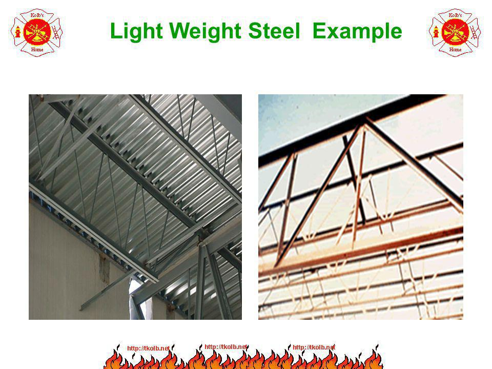 Light Weight Steel Example