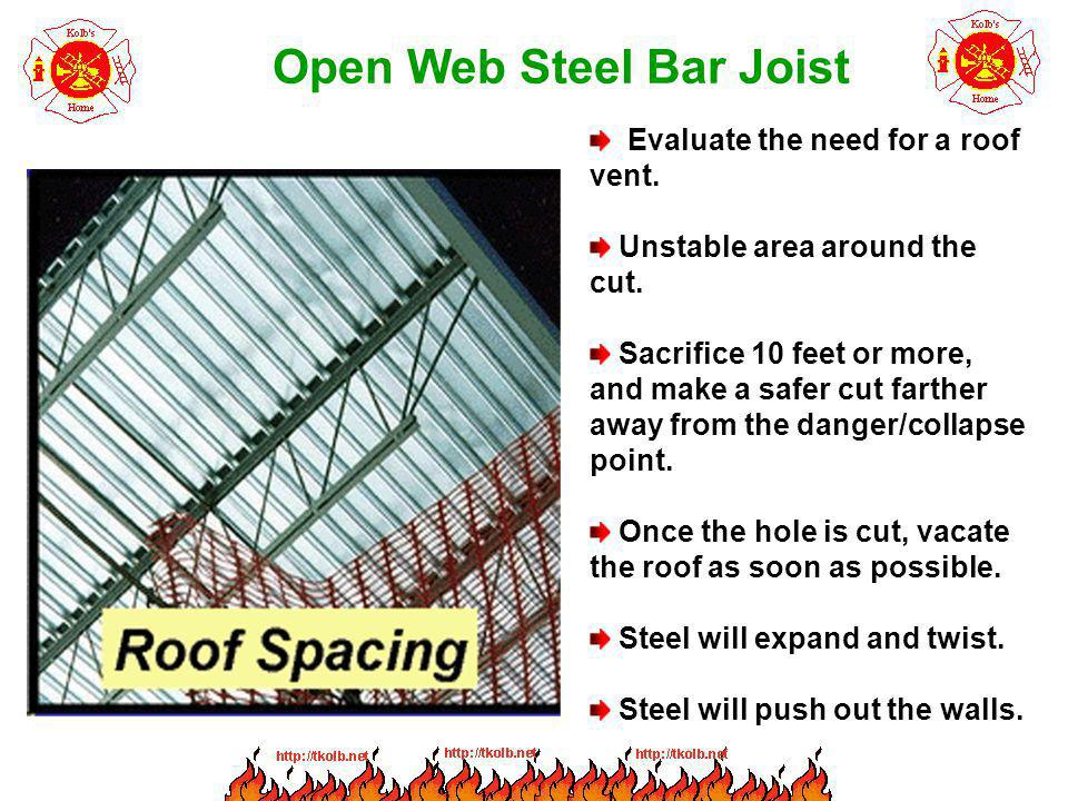 Open Web Steel Bar Joist