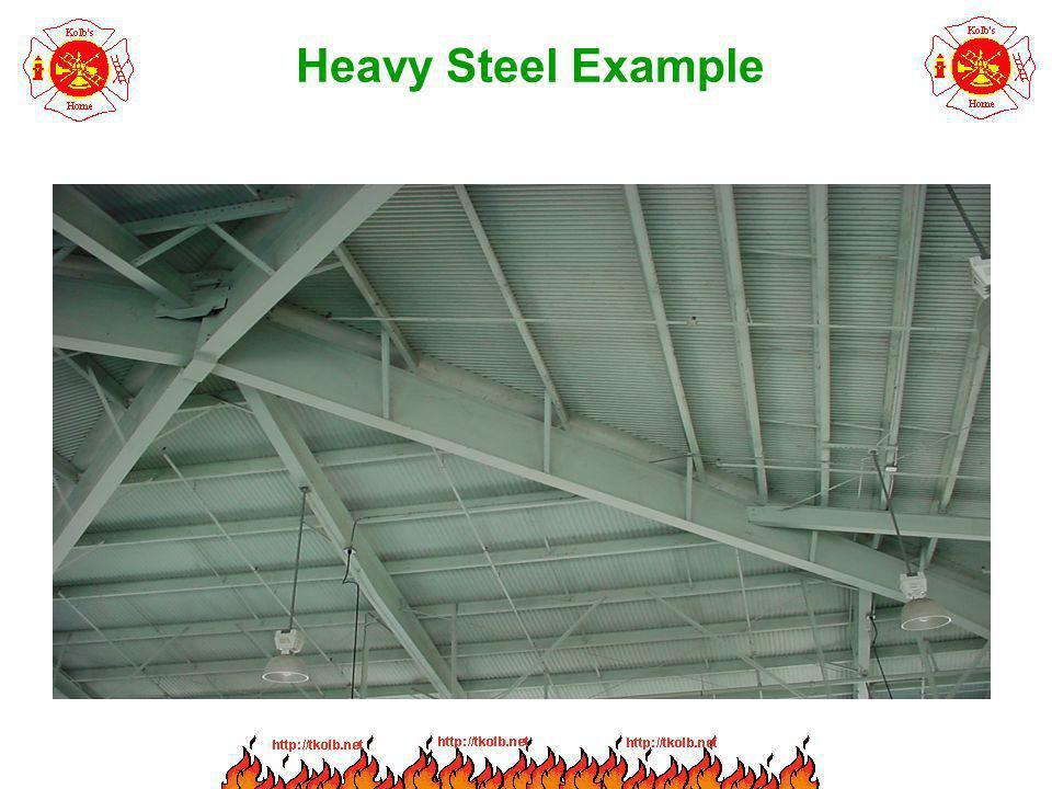 Heavy Steel Example
