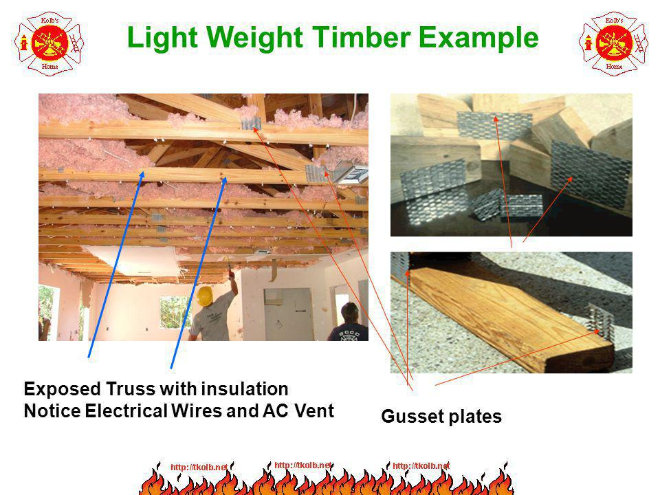 Light Weight Timber Example