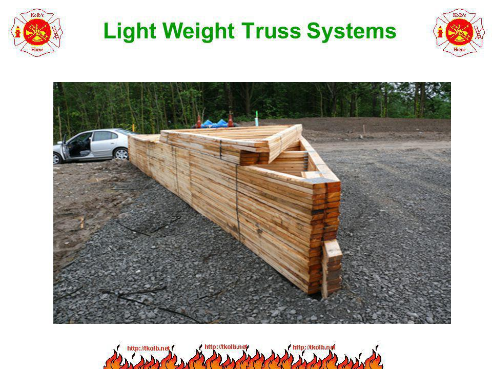 Light Weight Truss Systems