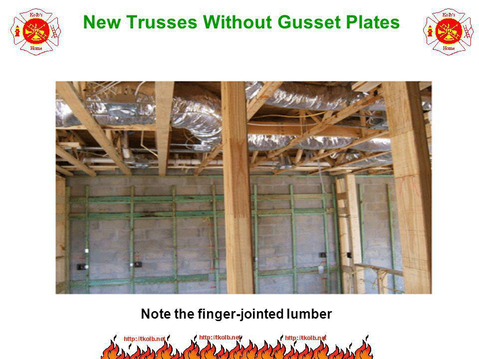 New Trusses Without Gusset Plates