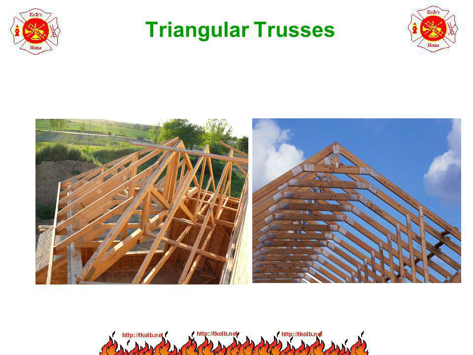 Triangular Trusses