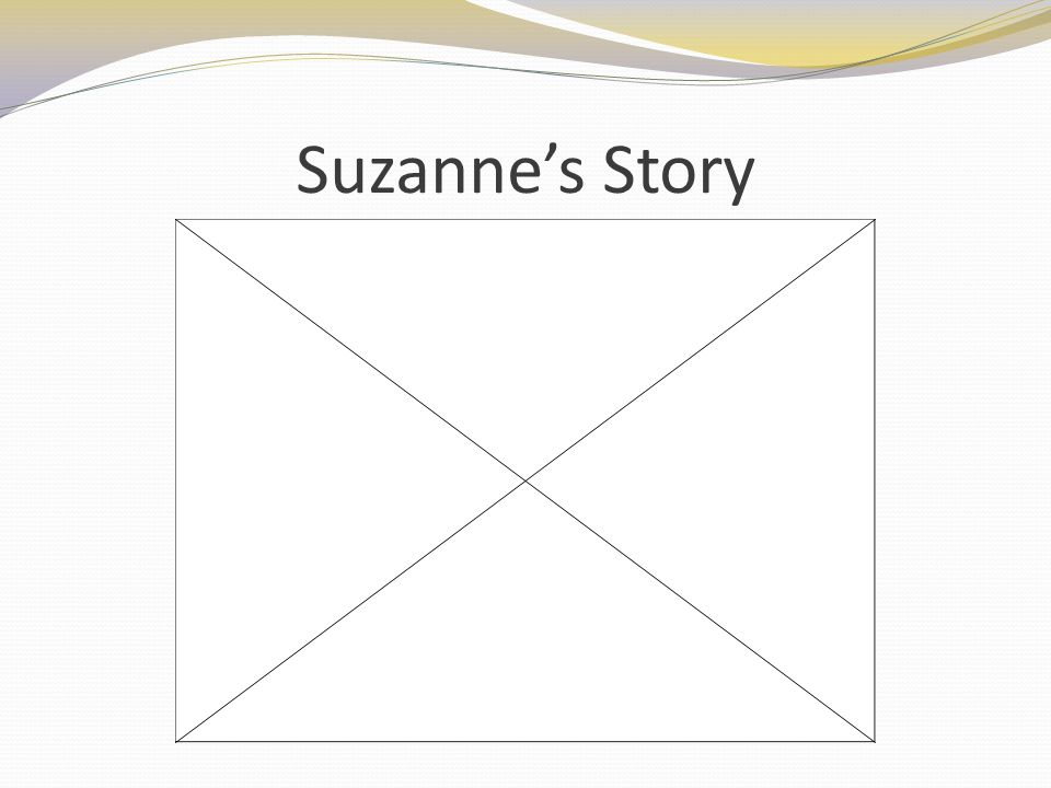 Suzanne's Story Meet Suzanne whose child recently transitioned from ESS talk about her experiences in the process.
