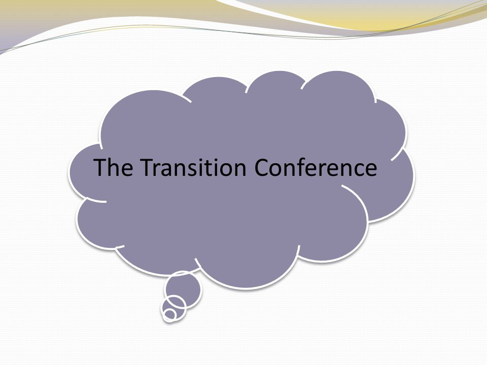 The Transition Conference