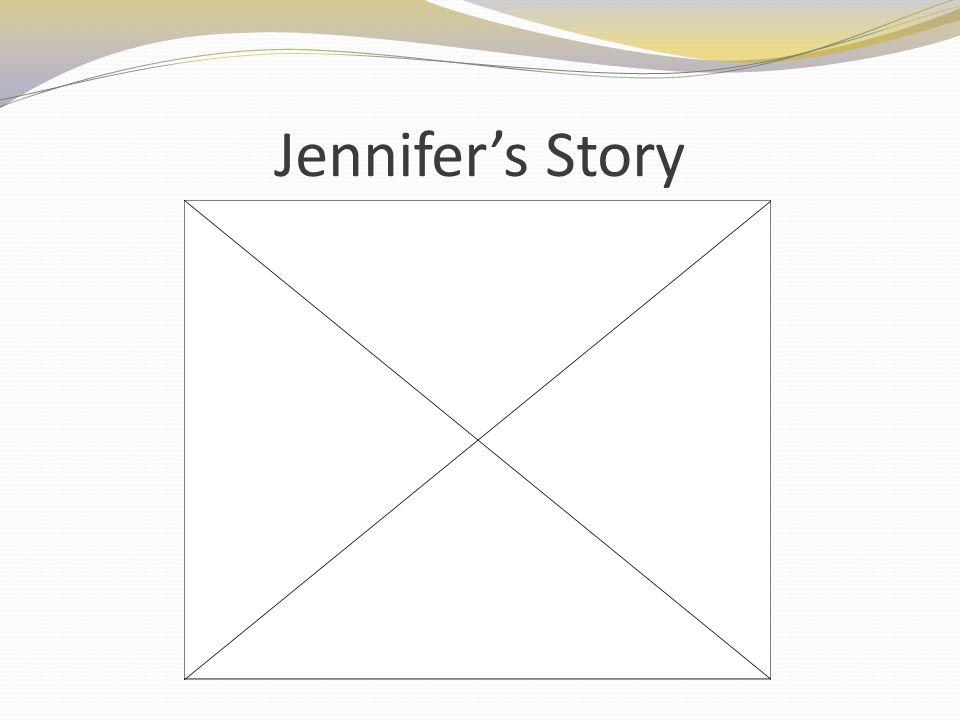 Jennifer's Story Meet Jennifer – her son will be turning three soon.