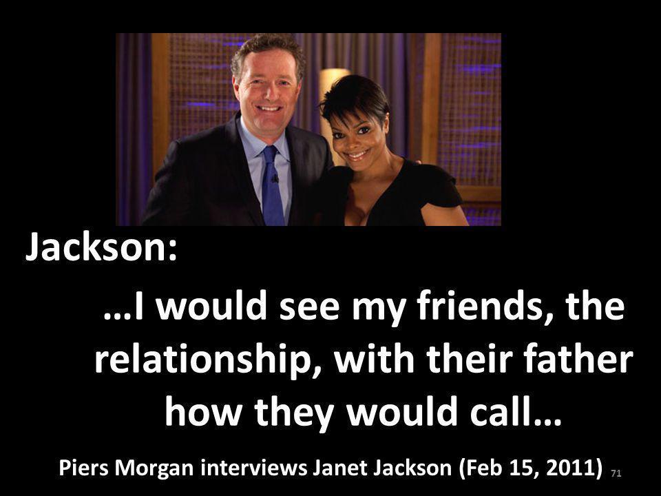 Piers Morgan interviews Janet Jackson (Feb 15, 2011)