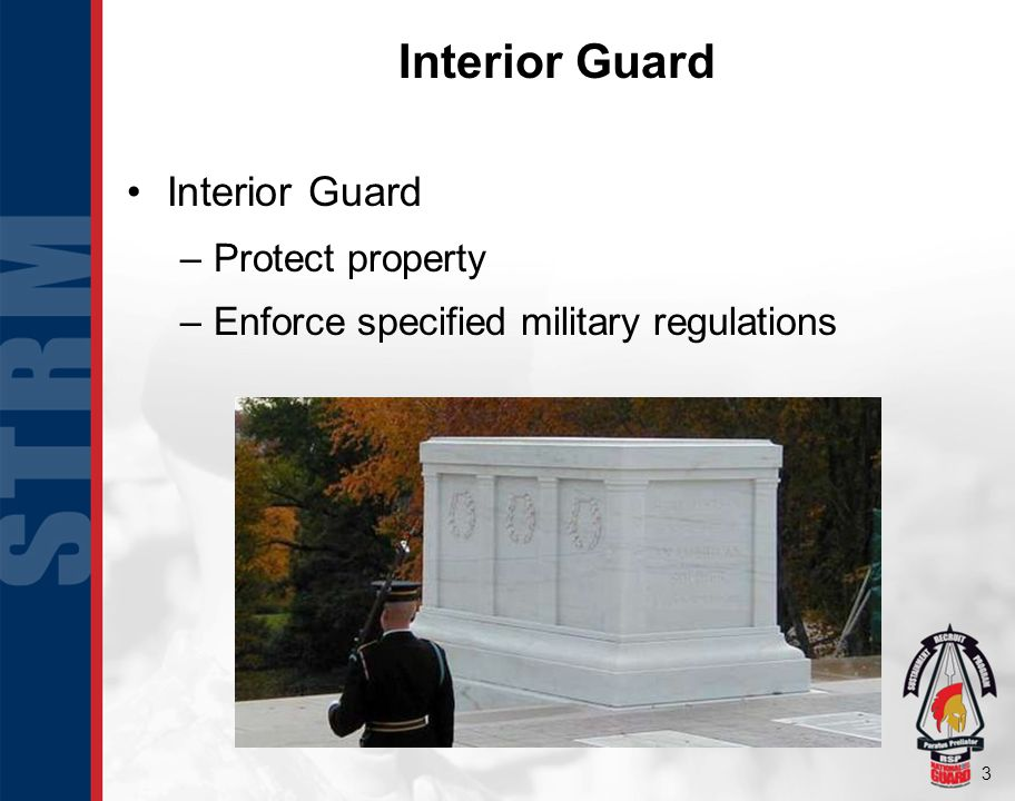 Interior Guard Interior Guard Protect property