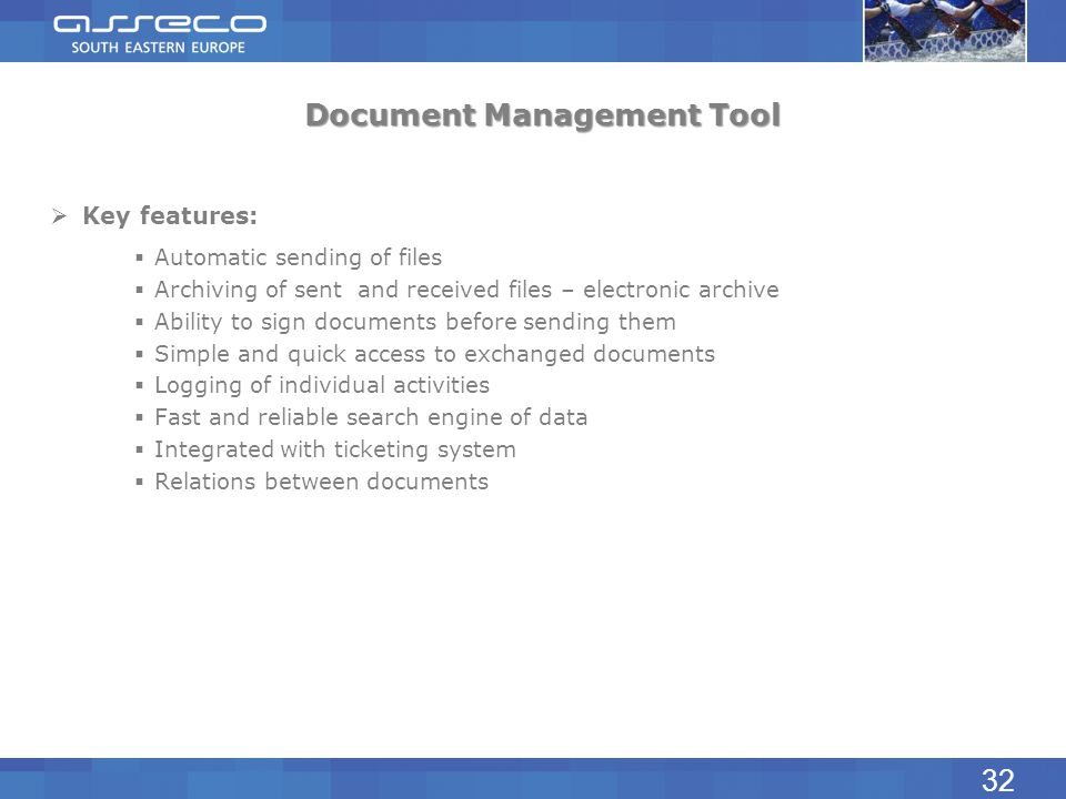 Document Management Tool