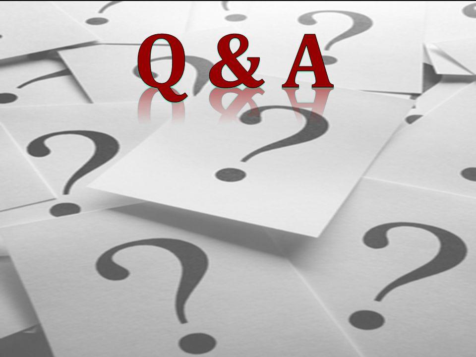 10/2013 Q & A Bonnie Goonen and Susan Pittman