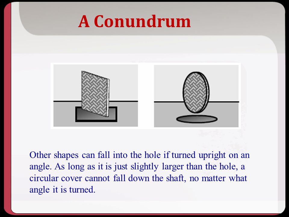 10/2013 A Conundrum. Key Points.