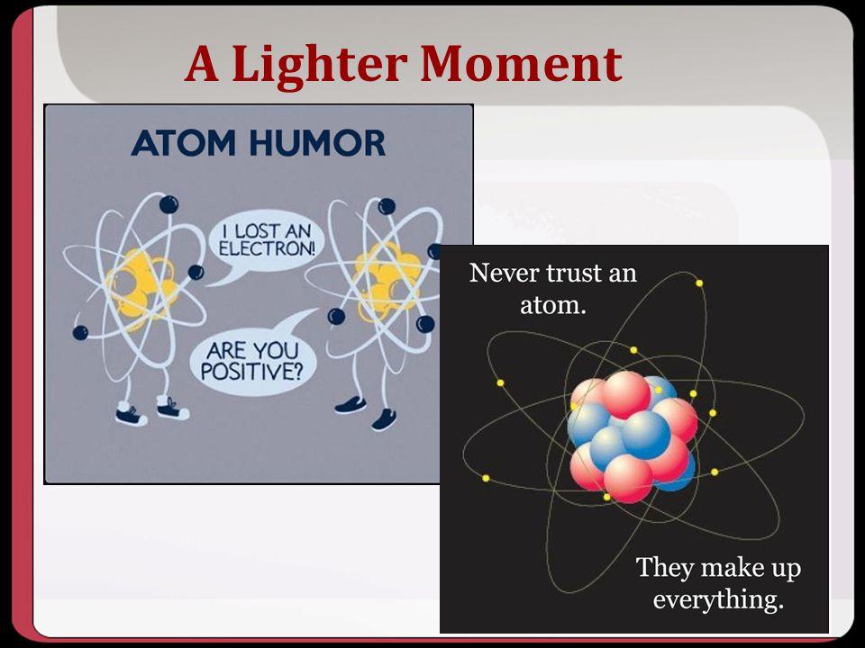 A Lighter Moment Key Points