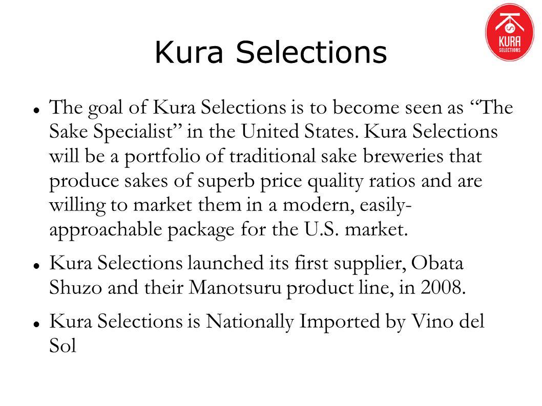 Kura Selections