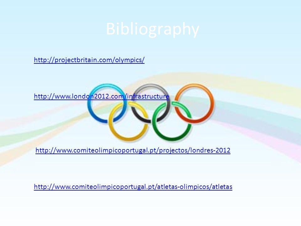 Bibliography http://projectbritain.com/olympics/