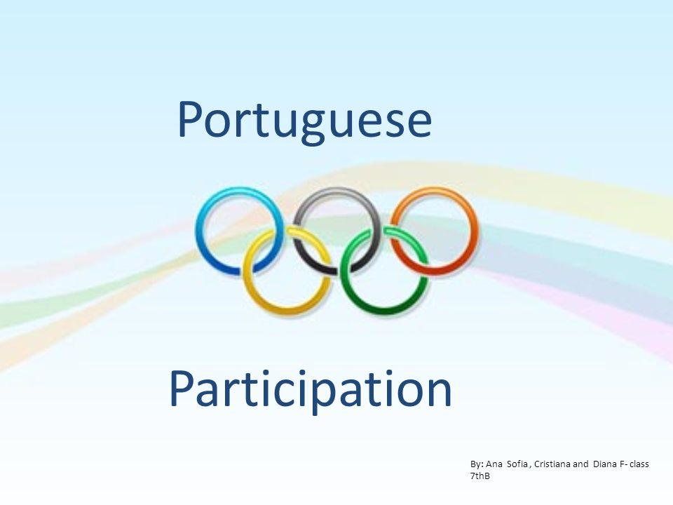 Portuguese Participation