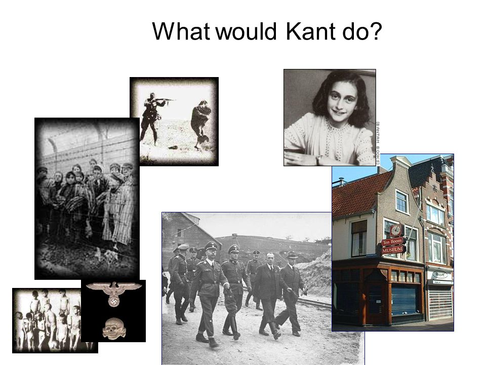 What would Kant do