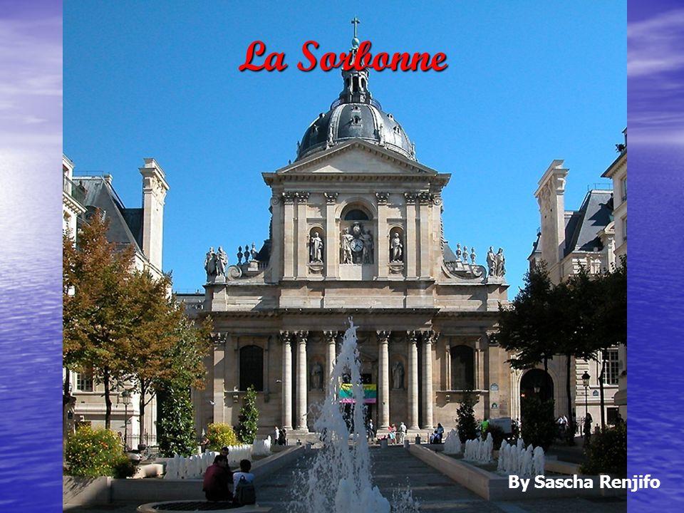 La Sorbonne By Sascha Renjifo