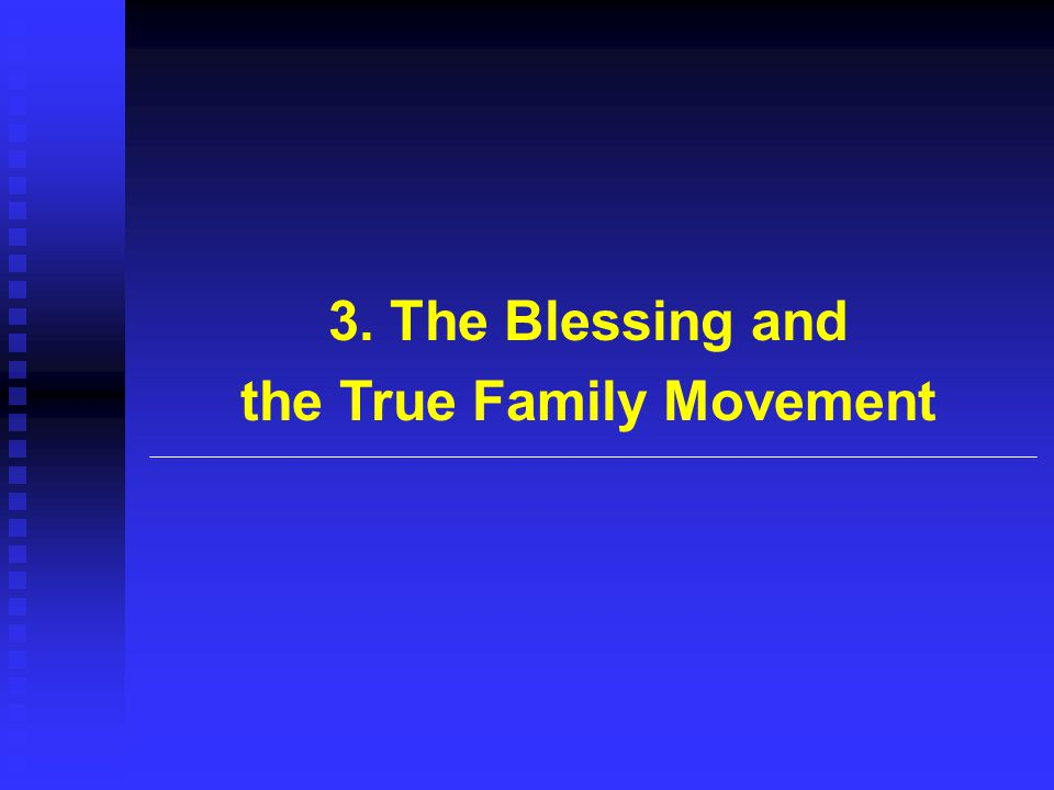 the True Family Movement