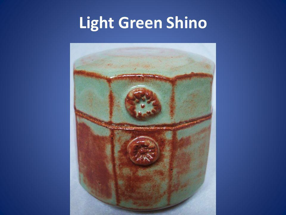 Light Green Shino