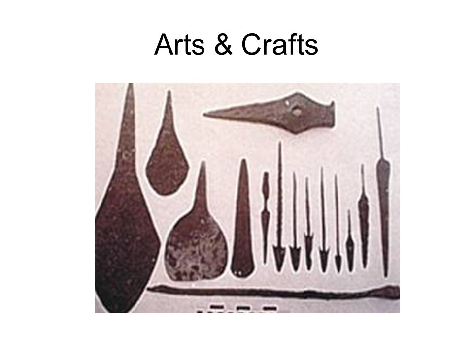 Arts & Crafts Smiths