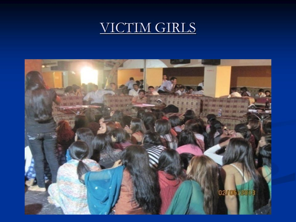 VICTIM GIRLS