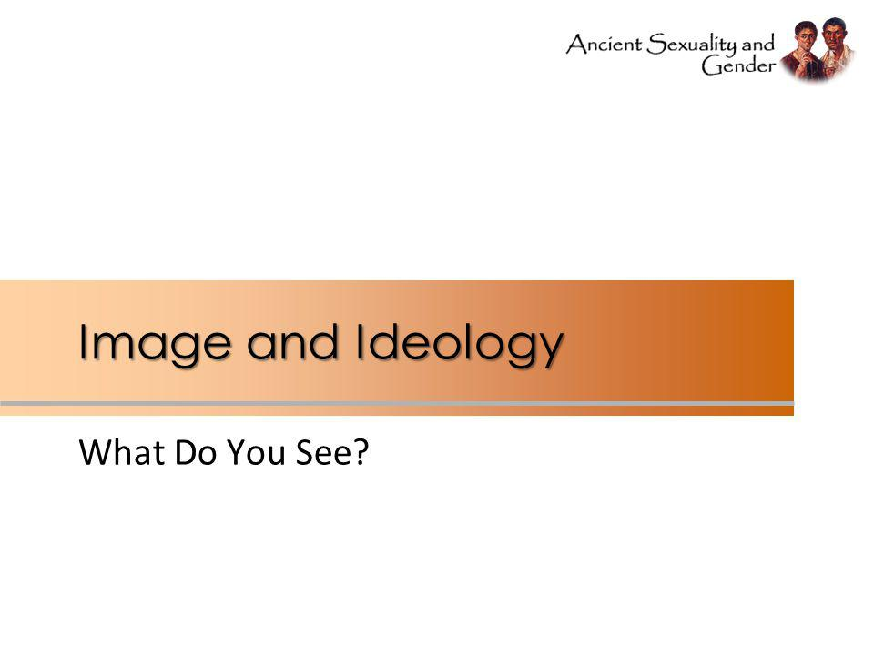 1-13-99 Image and Ideology What Do You See CLA77, Andrew Scholtz