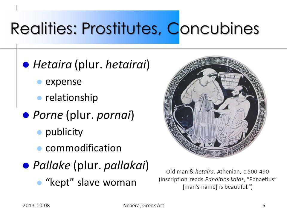 Realities: Prostitutes, Concubines