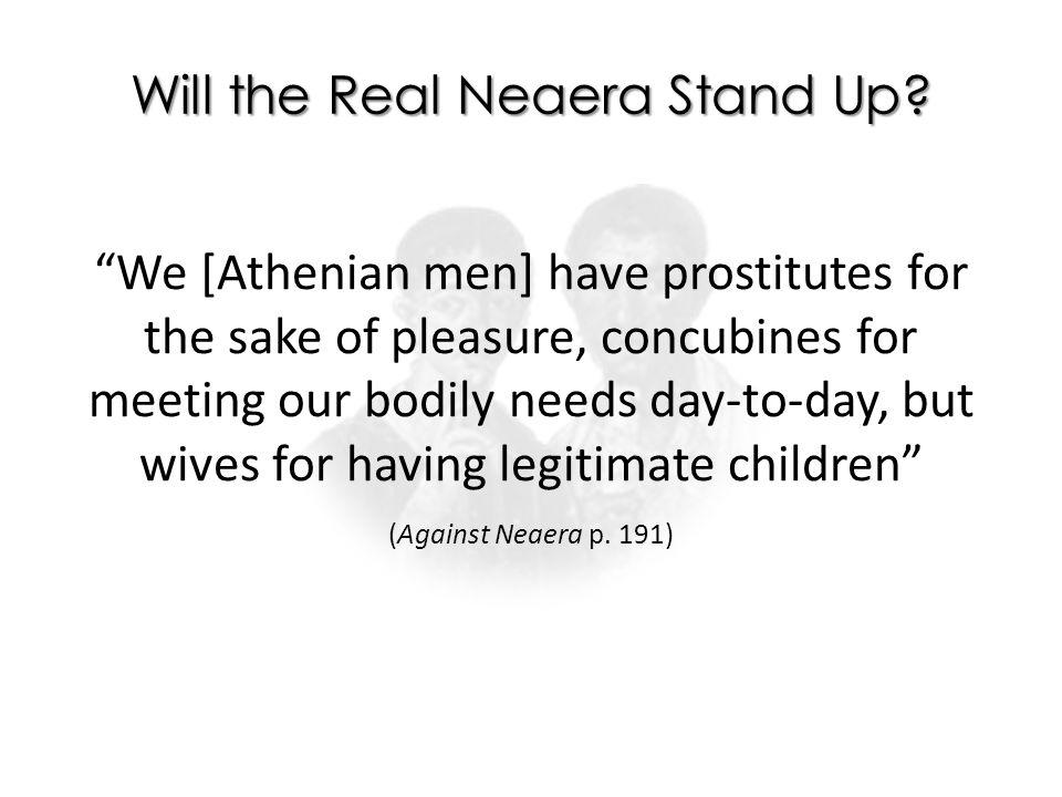 Will the Real Neaera Stand Up