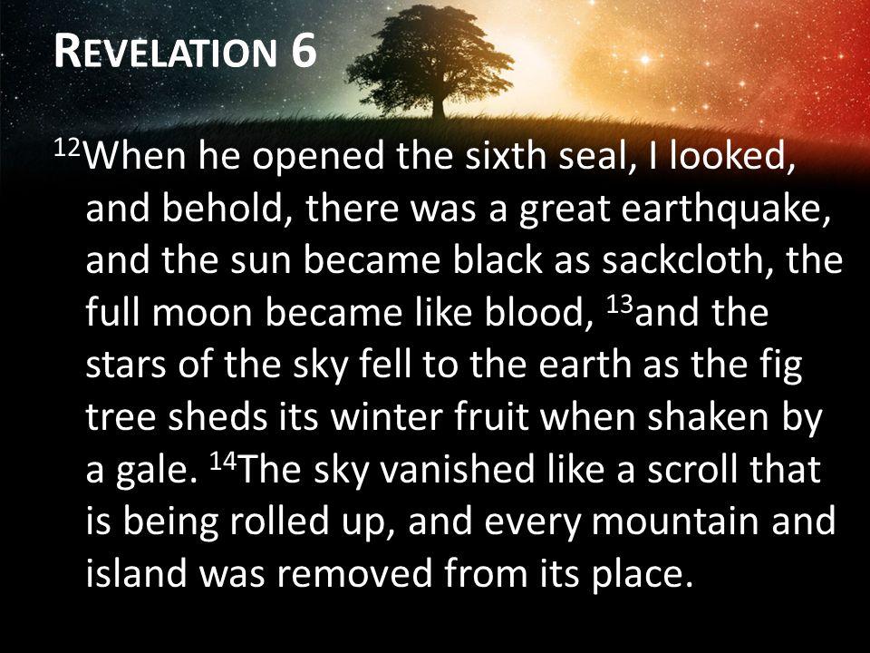 Revelation 6