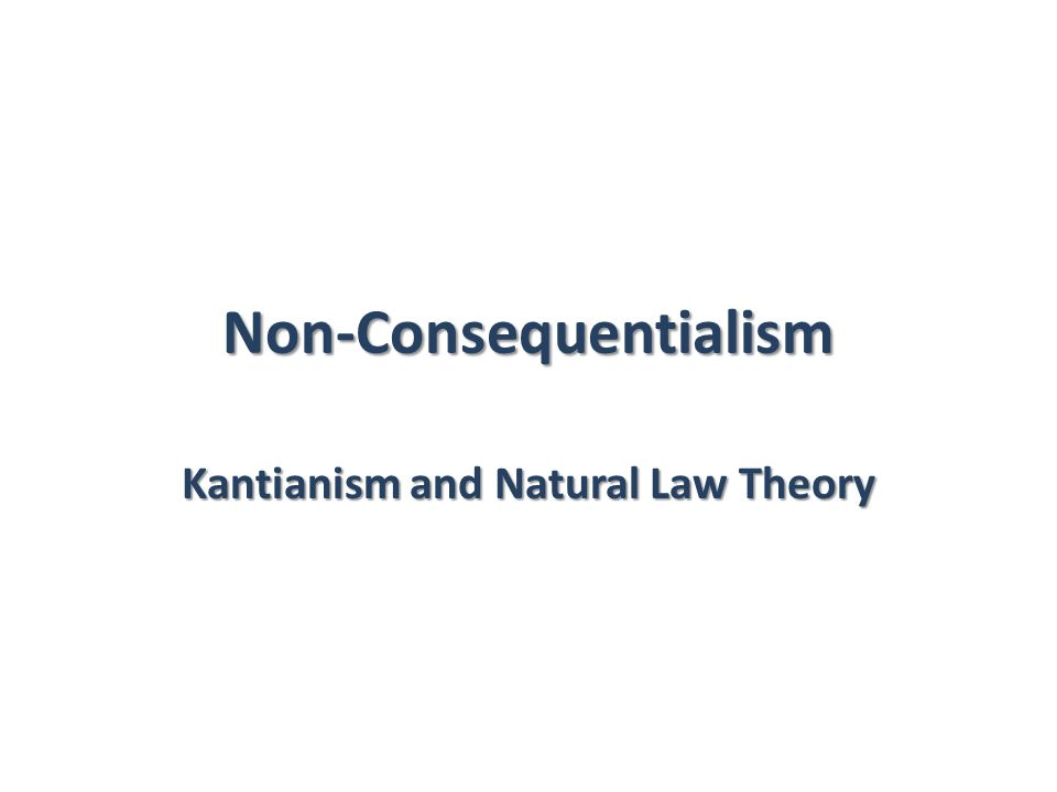 consequentialism thesis Judgments the thesis of this article is that greater good and consequentialism must be rejected as inherently incoherent—as i am.