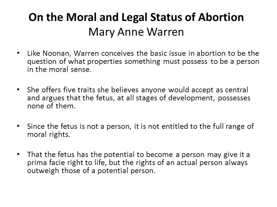 the moral and constitutional issues of abortion 1299 keynote address: untying the moral knot of abortion caitlin e borgmann∗ abortion is commonly identified as one of the most compelling moral issues of our time1 politicians and the media.
