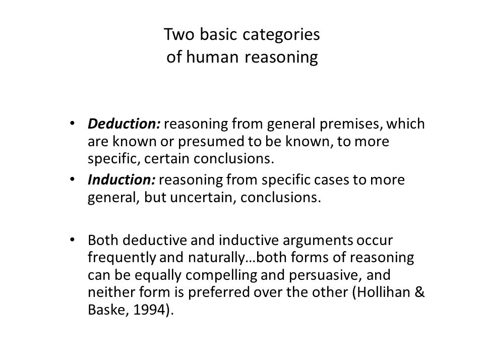 a basic form of deductive Logical reasoning - logical deduction  i immediate deductive  it is not distributed in the first premise which is an a proposition as it does not form its.