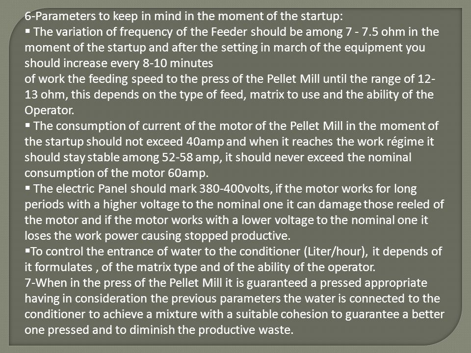 6-Parameters to keep in mind in the moment of the startup: