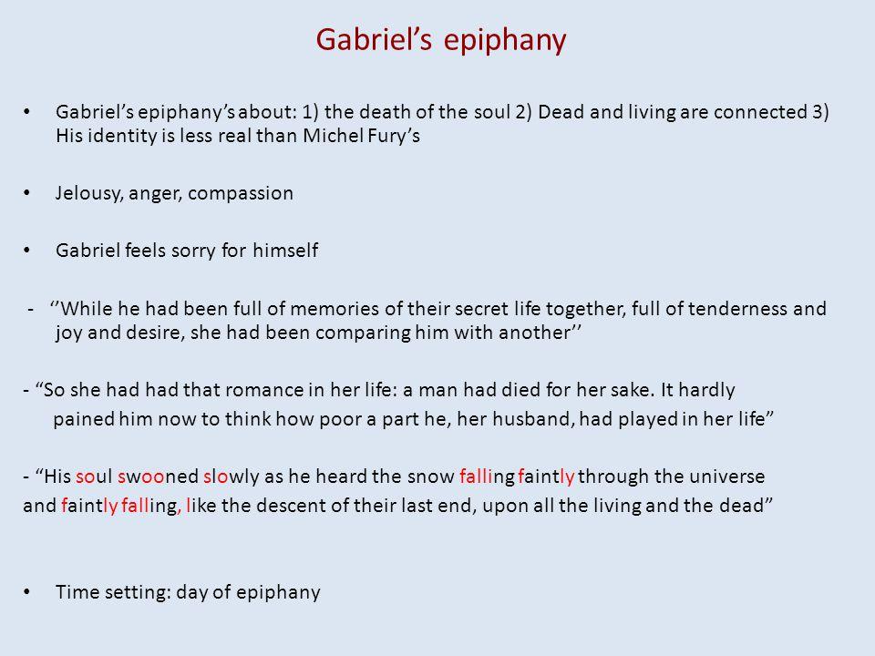 Gabriel's epiphany